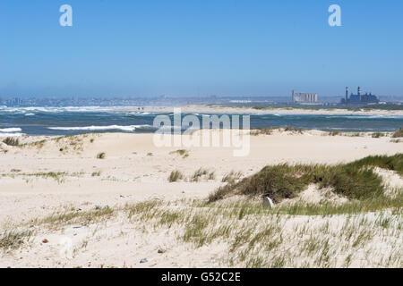 South Africa, Eastern Cape, Port Elizabeth, Port Elizabeth - Stock Photo