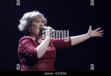 I Dreamed a Dream musical - Newcastle - Stock Photo