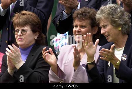 Wimbledon King Goolagong Wade - Stock Photo