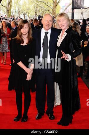 Mark Knopfler And His Wife Kitty Arriving For A Private