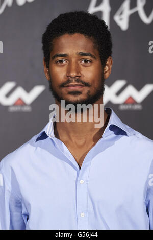 Madrid, Madrid, Spain. 21st June, 2016. Alfred Enoch attended 'How to Get Away with Murder' at AC Palacio Retiro - Stock Photo