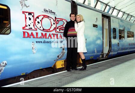 102 Dalmations Actors - Stock Photo