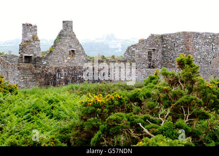 James Fort, Kinsale, County Cork, Ireland - Stock Photo