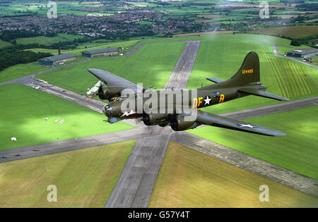 The Great Warbirds Display - Wroughton - 1992 - Stock Photo