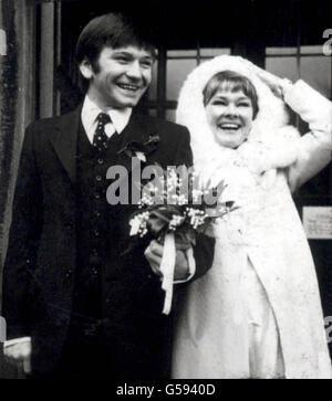 Williams Dench Wedding - Stock Photo