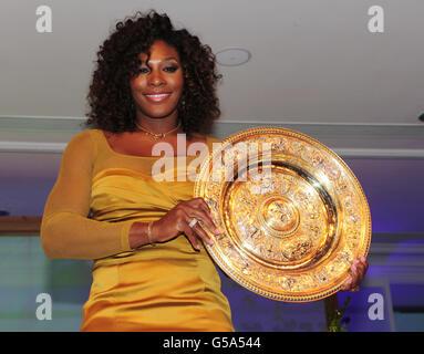 Tennis - 2012 Wimbledon Championships - Day Thirteen - Champions Ball - Intercontinental Hotel - Stock Photo