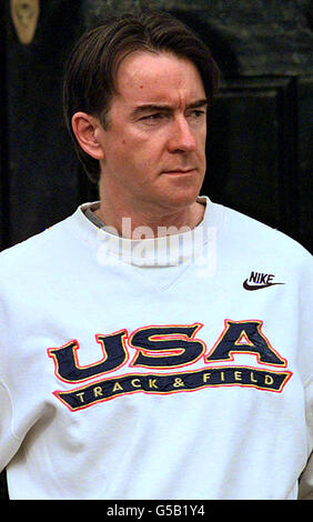 Mandelson Inquiry - Stock Photo