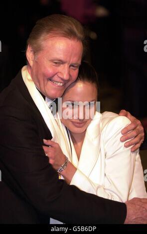 Oscars Vanity Voight Jolie - Stock Photo