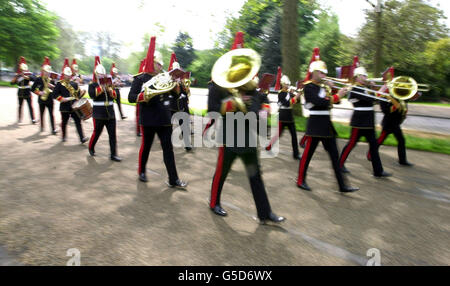 Old Comrades parade - Stock Photo