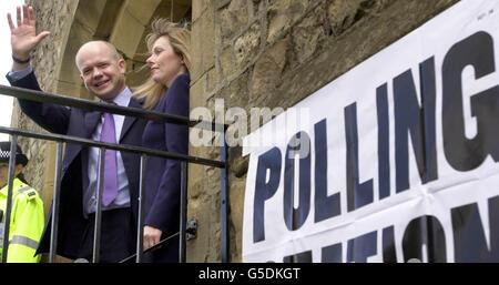 Election Hague Ffion - Stock Photo