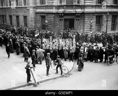 Ireland & Independence - The Trial of Sir Roger Casement - 1916 - Stock Photo