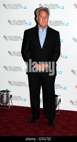 London BFI Film Festival 2012 - 'Quartet' Photocall - Stock Photo