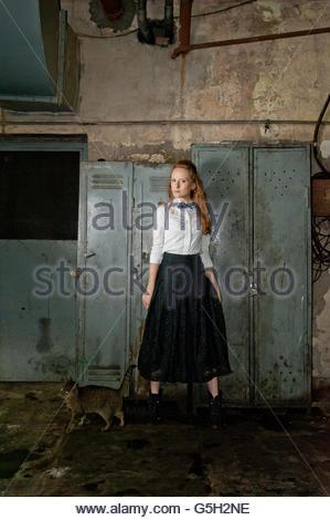 Cloakroom - Stock Photo