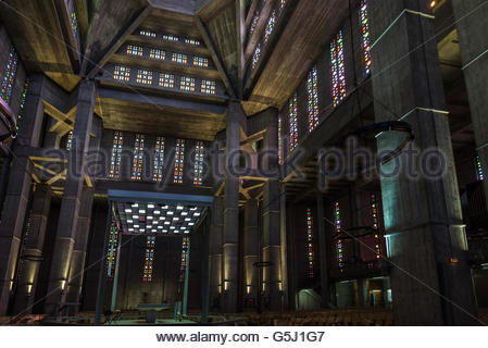 france normandy le havre abbey of graville black madonna stock photo royalty free image. Black Bedroom Furniture Sets. Home Design Ideas
