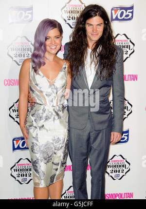 Cosmopolitan Ultimate Woman Awards 2012 - London - Stock Photo