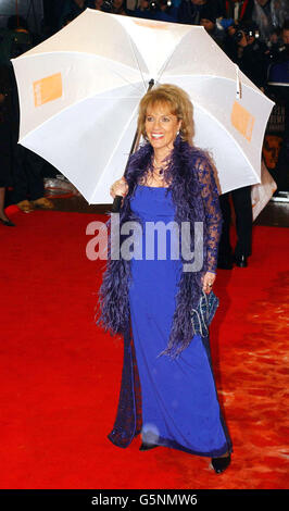 ORANGE BAFTAs Rantzen - Stock Photo