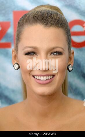 New York, NY, USA. 21st June, 2016. Blake Lively at arrivals for THE SHALLOWS Premiere, AMC Loews Lincoln Square - Stock Photo