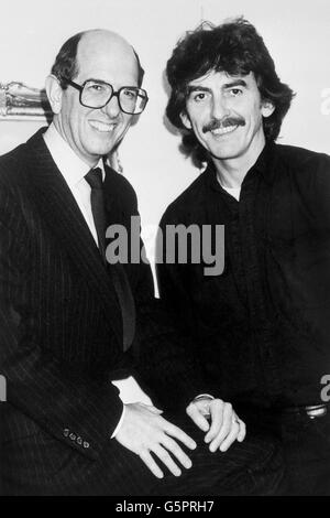 Entertainment - Handmade Films George Harrison - Stock Photo