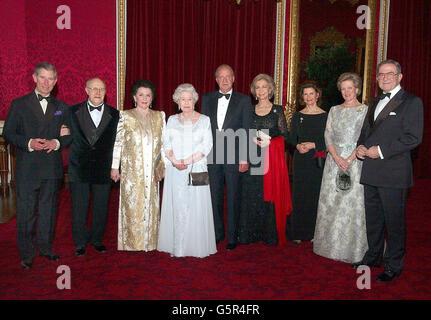 Royal Concert at Buckingham Palace - Stock Photo