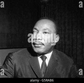 Martin Luther King - Stock Photo