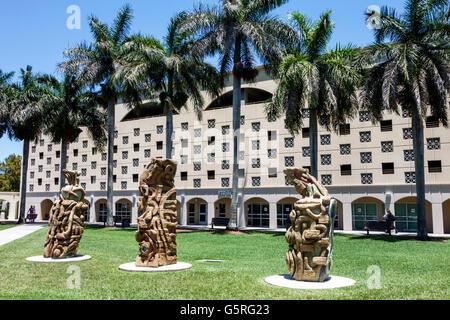 Miami Florida Florida International University Campus