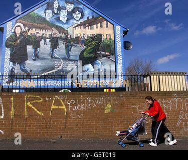 IRA Decommissioning Act - Stock Photo