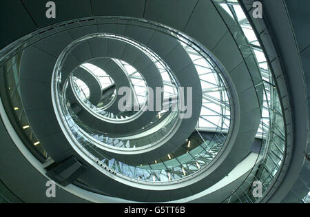 New GLA (Greater London Authority) headquarters - Stock Photo