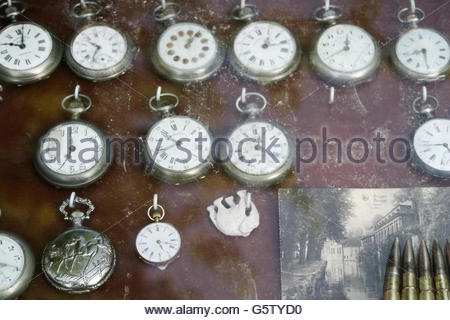 Old Watches - Stock Photo