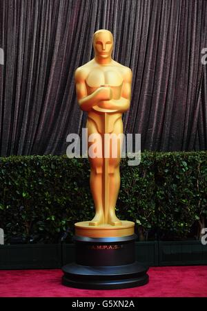 The 85th Academy Awards - Arrivals - Los Angeles - Stock Photo