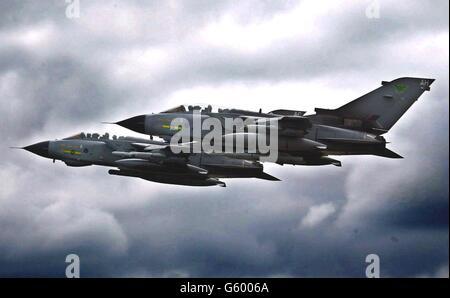 Tornado Gr4 - Stock Photo