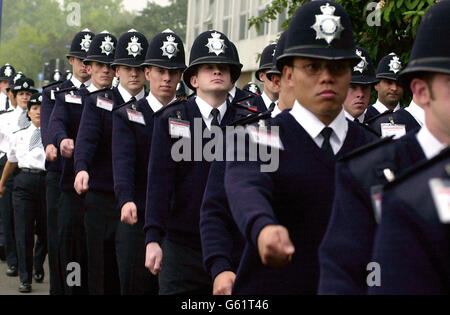 Hendon Police Driving School where police officers receive ...