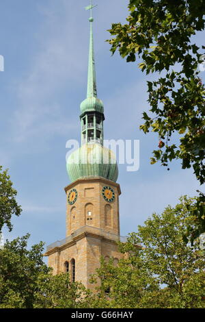 Reinoldi Kirche in Dortmund, Germany - Stock Photo