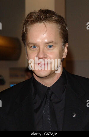 ORANGE BAFTAS Tim Robbins - Stock Photo