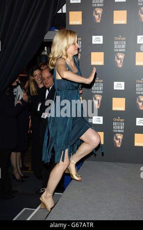 ORANGE BAFTAS Mena Suvari - Stock Photo