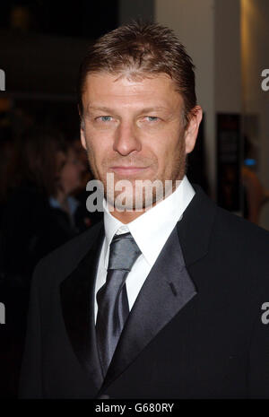 ORANGE BAFTAS Sean Bean - Stock Photo