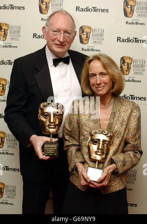 Lapping & Percy BAFTAS TV Awards - Stock Photo