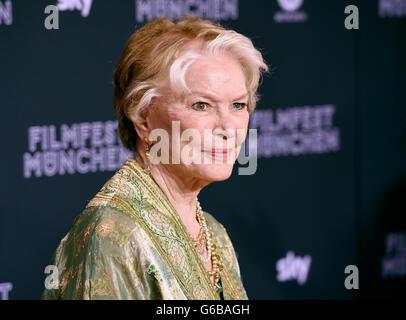 Munich, Germany. 23rd June, 2016. Actress Ellen Burstyn arrives for the screening of the film 'Toni Erdemann' during - Stock Photo