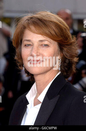 Charlotte rampling swimming pool 2003 stock photo 31143570 alamy for Charlotte rampling the swimming pool