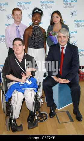Whitbread Young Achievers Awards - Stock Photo