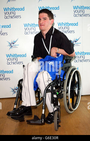 Whitbread Young Sports Achiever - Hyland - Stock Photo