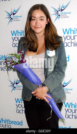 Whitbread Young Environment Achiever - Stock Photo