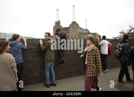 Capital landmarks open to visitors - Stock Photo