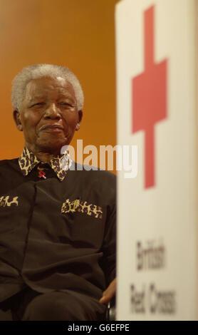 Politics - Nelson Mandela and Queen Elizabeth II - Windsor ...
