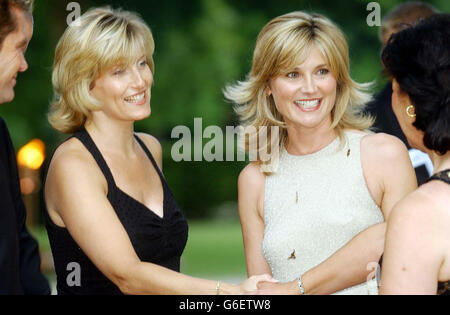 Countess of Wessex CHASE Summer Ball - Stock Photo