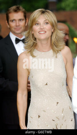 Anthea Turner CHASE Summer Ball - Stock Photo