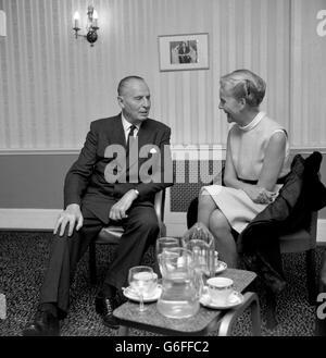 Politics - 'My Life' Book Launch - Oswald Mosley - London - Stock Photo