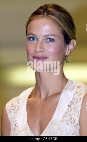Carolyn Murphy Estee Lauder - Stock Photo