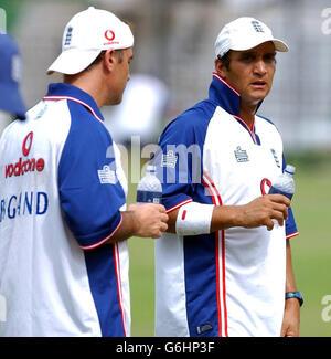 England v Bangladesh - Stock Photo