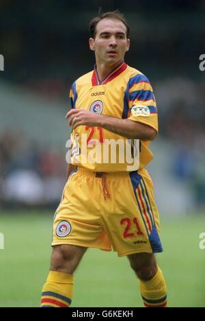 Soccer - Euro 96 - Romania v Spain