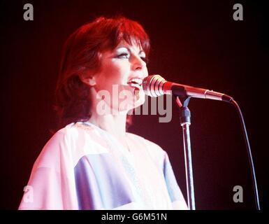 Frida Lyngstad ABBA - Stock Photo